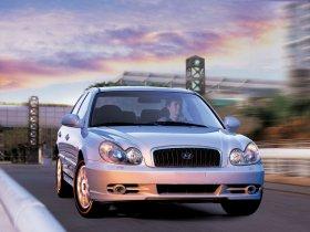 Fotos de Hyundai Sonata 2001
