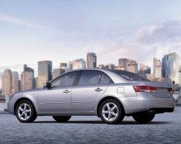 Ver foto 10 de Hyundai Sonata 2005