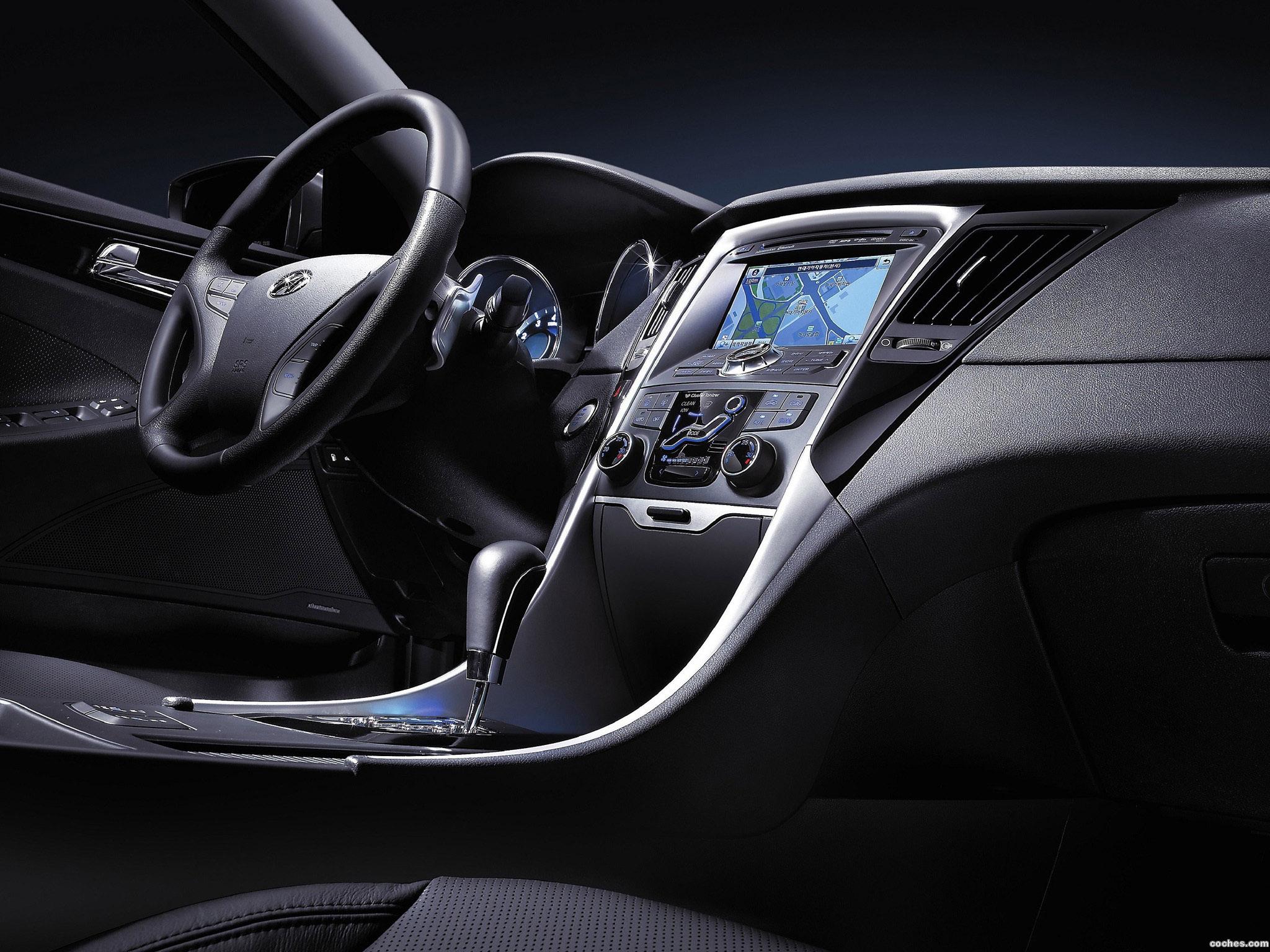 Foto 9 de Hyundai Sonata (YF) 2009