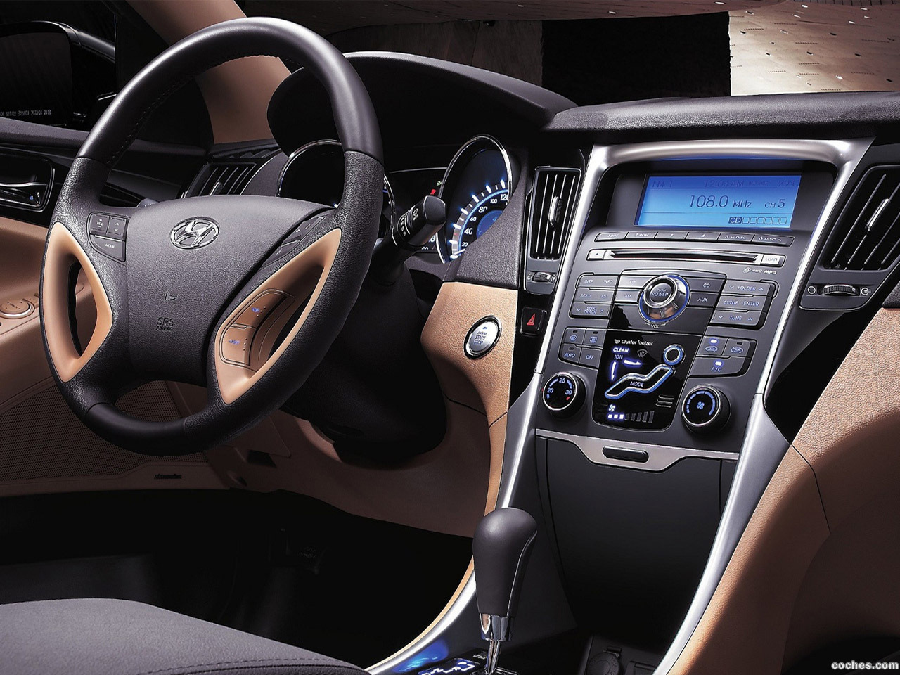 Foto 8 de Hyundai Sonata (YF) 2009