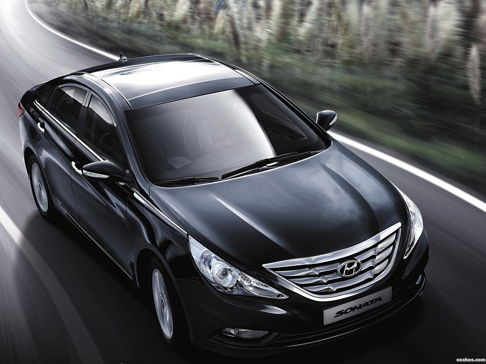 Foto 6 de Hyundai Sonata (YF) 2009