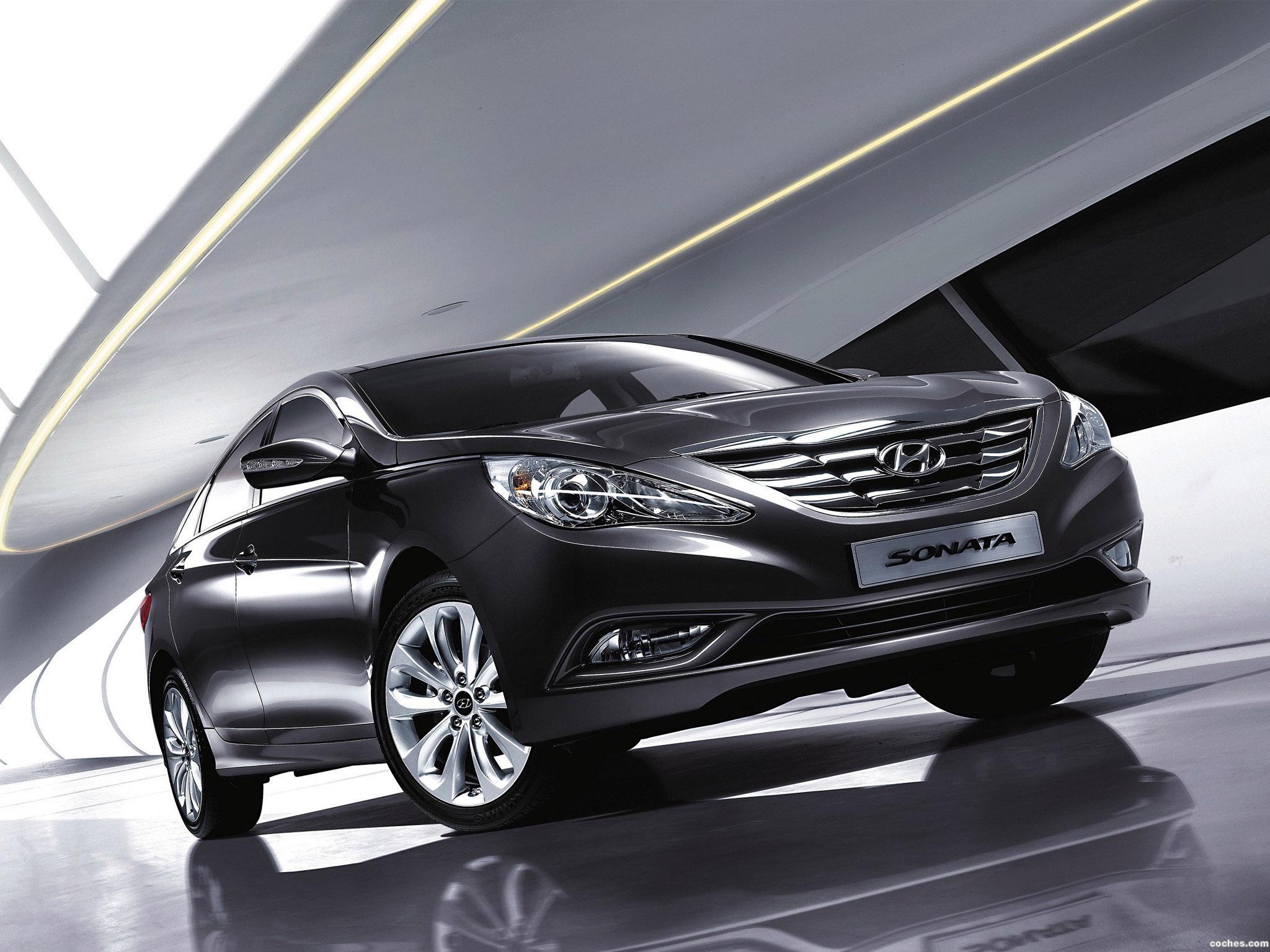 Foto 3 de Hyundai Sonata (YF) 2009