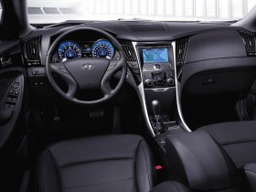 Ver foto 11 de Hyundai Sonata (YF) 2009