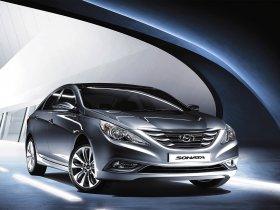 Ver foto 2 de Hyundai Sonata (YF) 2009