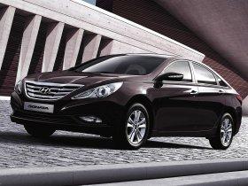 Fotos de Hyundai Sonata (YF) 2009