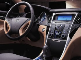 Ver foto 9 de Hyundai Sonata (YF) 2009