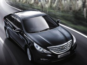 Ver foto 7 de Hyundai Sonata (YF) 2009