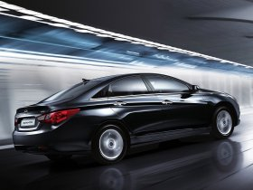 Ver foto 5 de Hyundai Sonata (YF) 2009