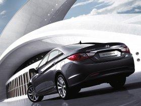 Ver foto 3 de Hyundai Sonata (YF) 2009