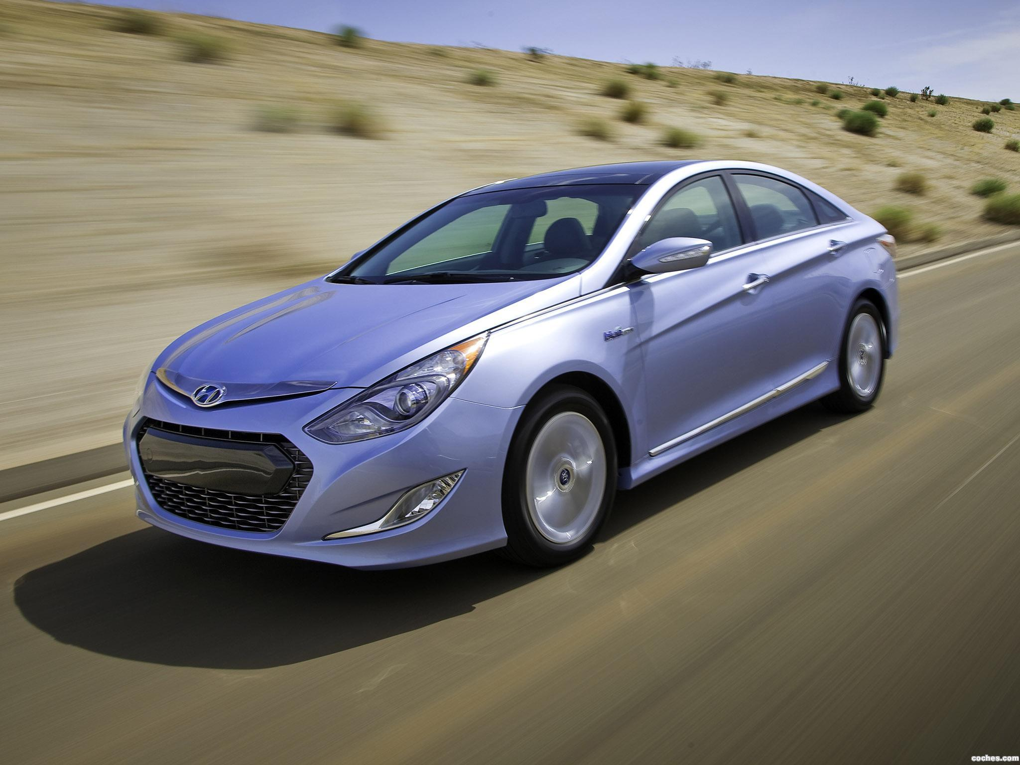 Foto 0 de Hyundai Hybrid 2010