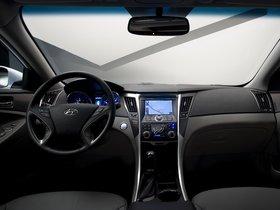Ver foto 6 de Hyundai Hybrid 2010