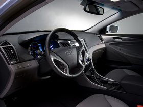 Ver foto 5 de Hyundai Hybrid 2010