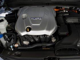 Ver foto 4 de Hyundai Hybrid 2010