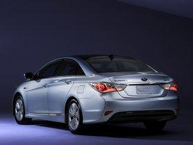 Ver foto 2 de Hyundai Hybrid 2010