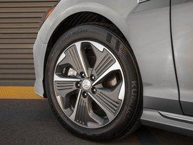 Ver foto 12 de Hyundai Sonata Hybrid USA 2017