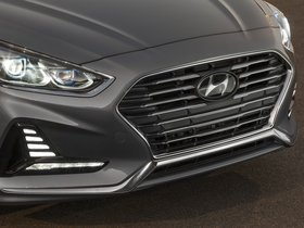 Ver foto 9 de Hyundai Sonata Hybrid USA 2017