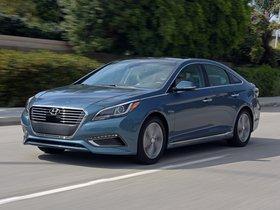 Ver foto 21 de Hyundai Sonata PHEV 2015