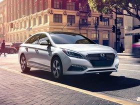 Ver foto 19 de Hyundai Sonata PHEV 2015