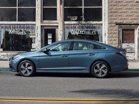 Ver foto 17 de Hyundai Sonata PHEV 2015