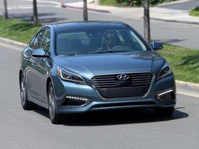 Ver foto 16 de Hyundai Sonata PHEV 2015