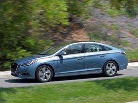 Ver foto 14 de Hyundai Sonata PHEV 2015