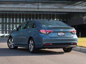 Ver foto 12 de Hyundai Sonata PHEV 2015