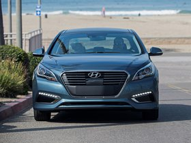 Ver foto 11 de Hyundai Sonata PHEV 2015