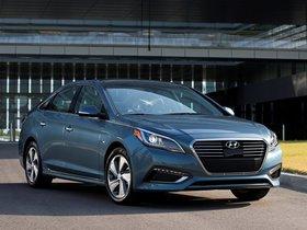 Ver foto 10 de Hyundai Sonata PHEV 2015
