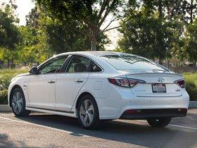 Ver foto 9 de Hyundai Sonata PHEV 2015