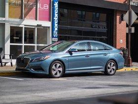 Ver foto 8 de Hyundai Sonata PHEV 2015