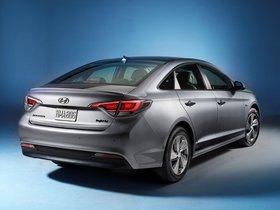 Ver foto 3 de Hyundai Sonata PHEV 2015