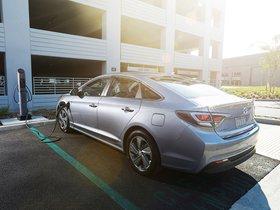 Ver foto 2 de Hyundai Sonata PHEV 2015