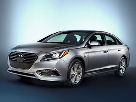 Ver foto 1 de Hyundai Sonata PHEV 2015