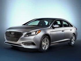 Fotos de Hyundai Sonata PHEV 2015