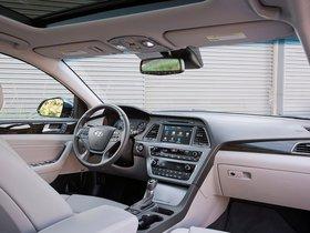 Ver foto 28 de Hyundai Sonata PHEV 2015