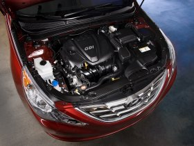 Ver foto 18 de Hyundai Sonata USA 2010