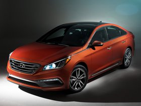 Ver foto 13 de Hyundai Sonata USA 2014