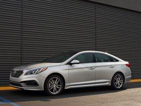 Ver foto 8 de Hyundai Sonata USA 2014