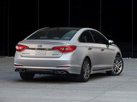 Ver foto 3 de Hyundai Sonata USA 2014