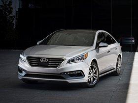 Ver foto 1 de Hyundai Sonata USA 2014