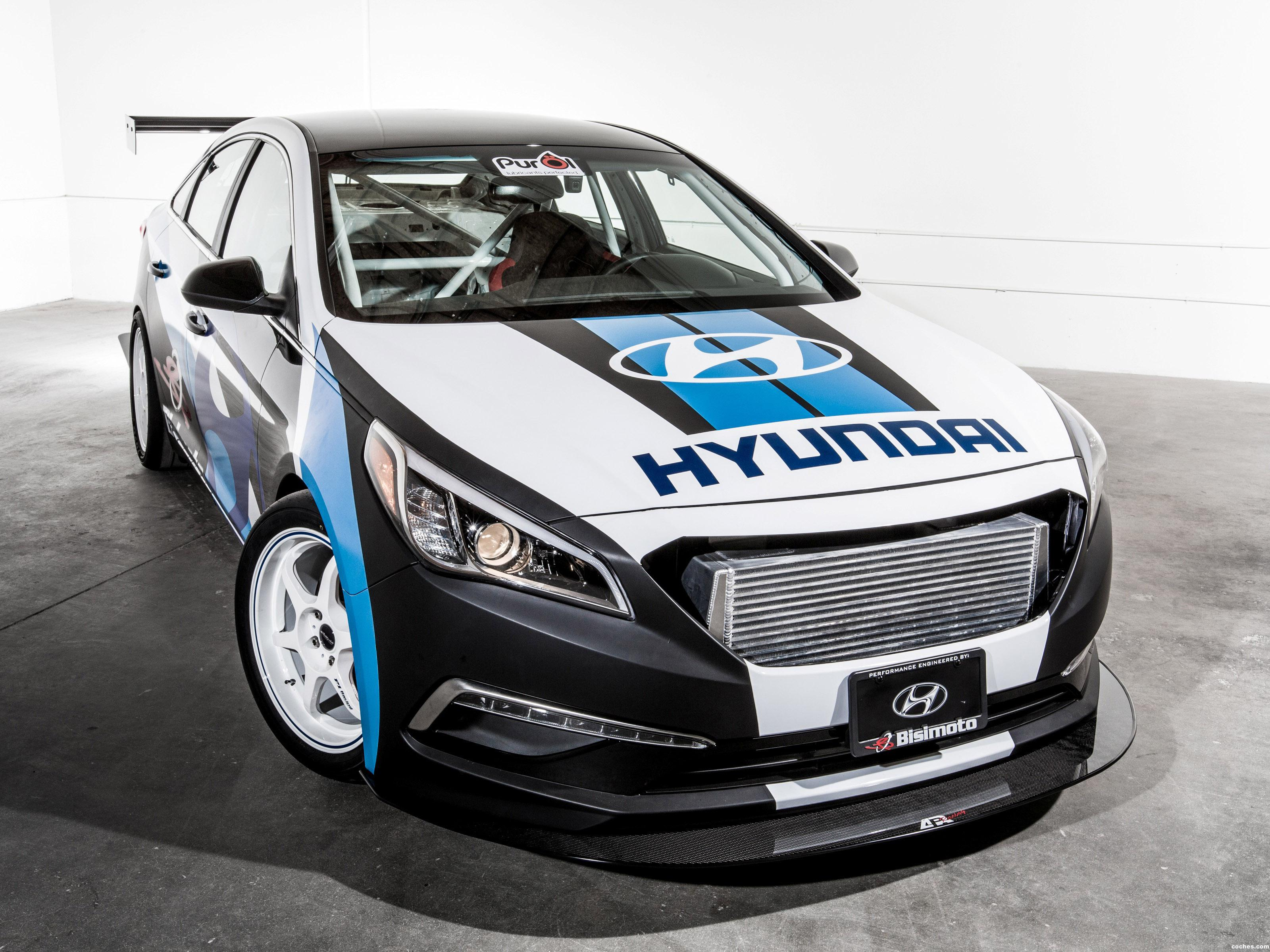 Foto 0 de Hyundai Sonata by Bisimoto Engineering 2014