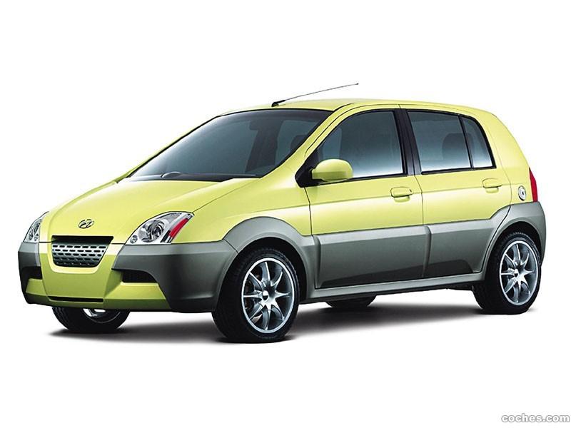 Foto 0 de Hyundai TB Concept 2001
