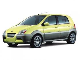 Ver foto 1 de Hyundai TB Concept 2001