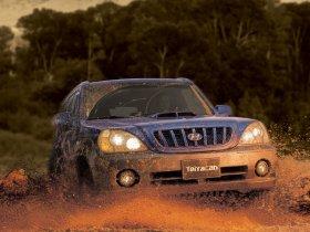 Ver foto 4 de Hyundai Terracan 2001