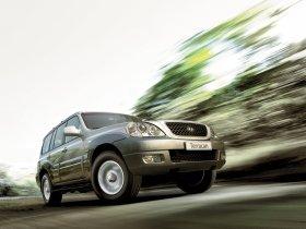 Ver foto 7 de Hyundai Terracan 2005