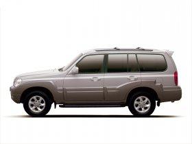 Ver foto 2 de Hyundai Terracan 2005
