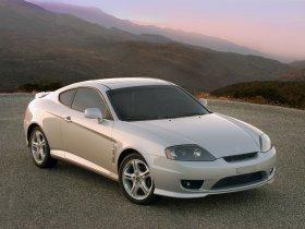 Ver foto 5 de Hyundai Tiburon 2005
