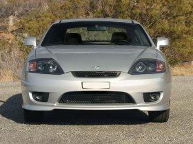 Ver foto 2 de Hyundai Tiburon 2005