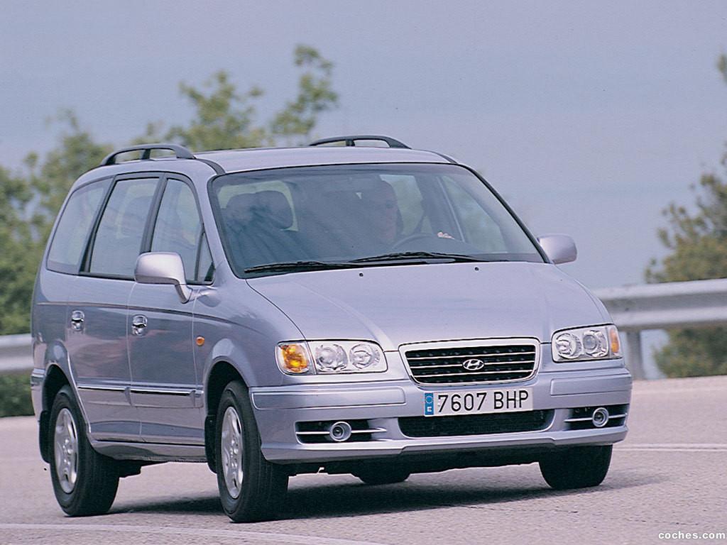 Foto 0 de Hyundai Trajet 1999-2005