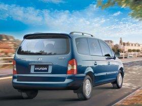 Ver foto 3 de Hyundai Trajet 1999-2005
